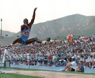 The Great One Leaps