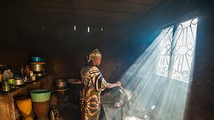 Mozambique Kitchen