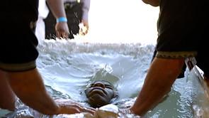 Texas Prison Baptism