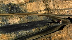 Gold Mining Truck