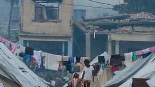 Haiti Earthquake Refugees