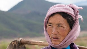 In China, Farming is Big