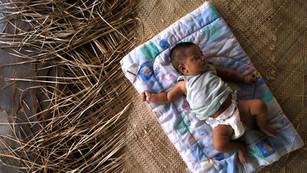 Samoan Baby