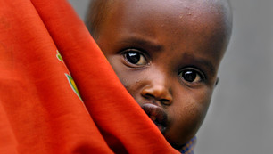 Child in Tow, Ethiopia