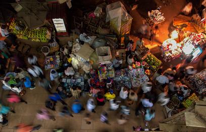 Kampala Street Market