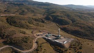 Aerial Western Colorado