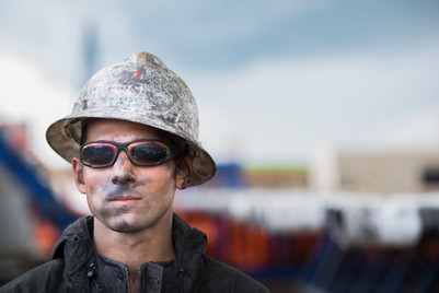 Faces of the Oilfield