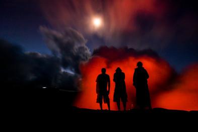 Mt. Yasur Volcano
