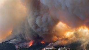 Waldo Canyon Fire