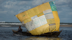 Madagascar Fishing Boat