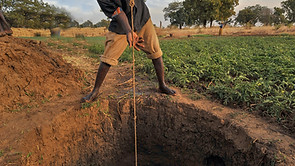 Farmers Well, Burkina Fasso