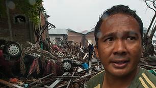 Indonesia Tsunami Survivor