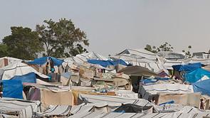 Haiti Refugee Camp