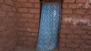 Burkina Style Doorway