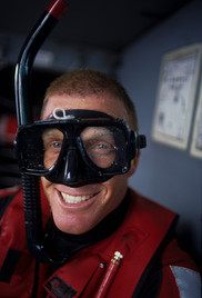 Coast Guard Rescue Swimmer