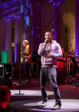 Maroon 5 Siebel Scholoars Conference