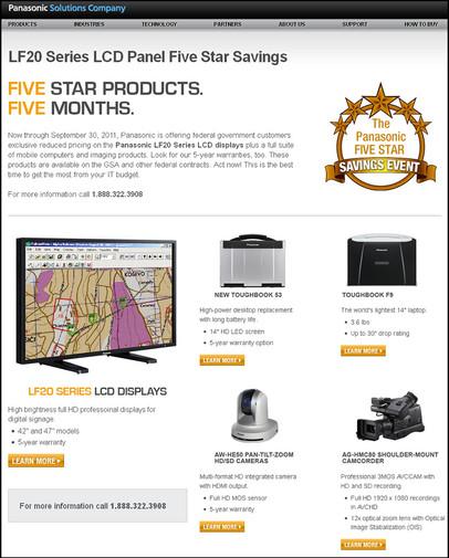 PSC Website - 5 Star