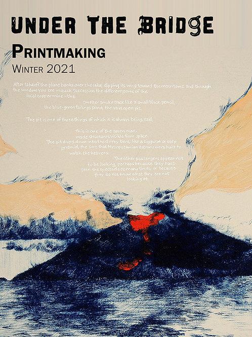Printmaking - Winter 2021 - Print