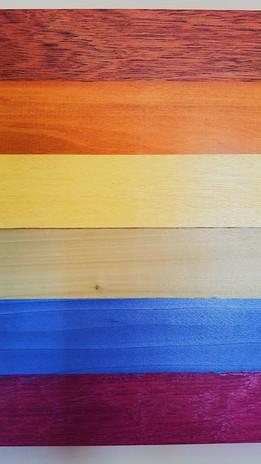 Gay Flag (detail)