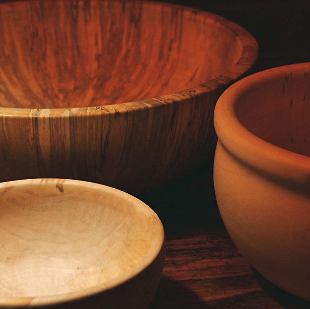 Prototypes of bowls