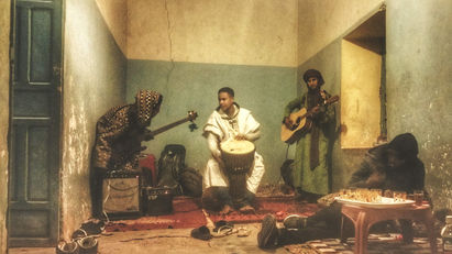 Moroccoan music