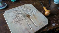 Process of art