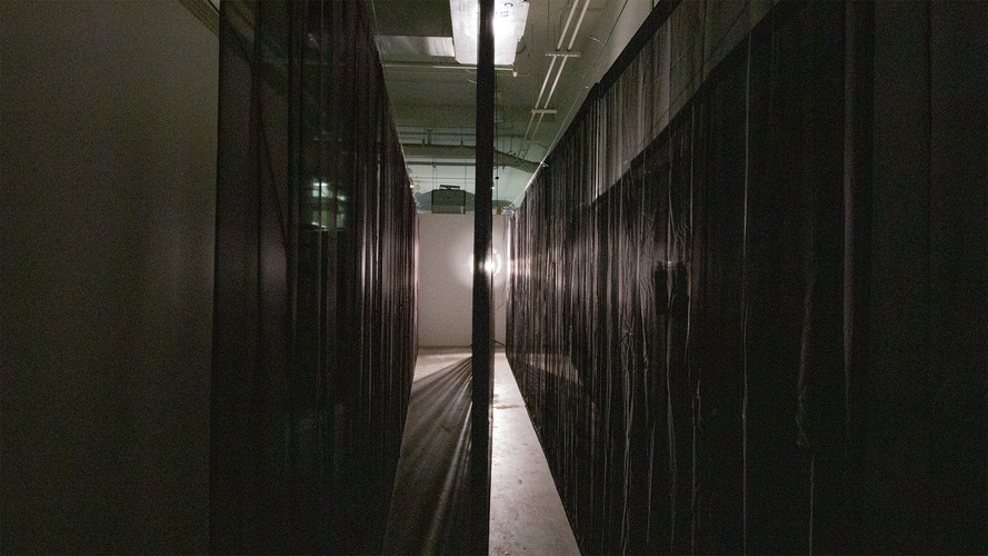 Wedged Corridor