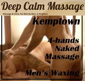 sensual massage in Brighton Kemp Town