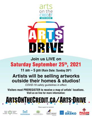Arts on the Credit - ArtsDrive