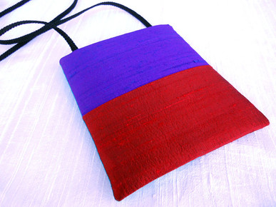 Piece of the Week - Silk Pouches