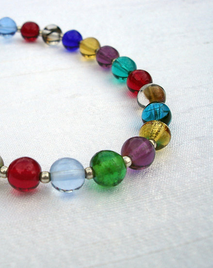 Garland Rounds Bracelet
