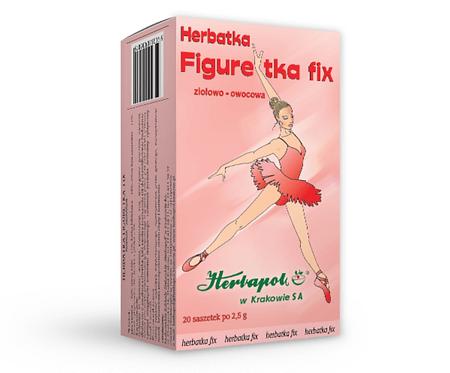 Herbata FIGURETKA fix 20x2,5g