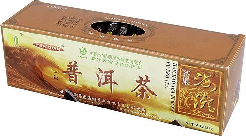 Herbata Prasowana w kostkach PU-ERH 125g