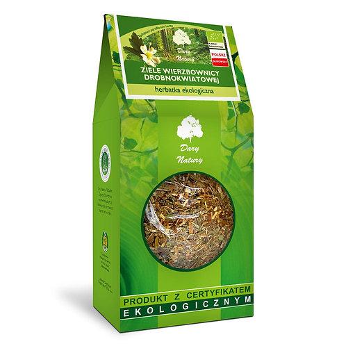 Wierzbownica drobnokwiatowa ziele eko 200g DARY NATURY