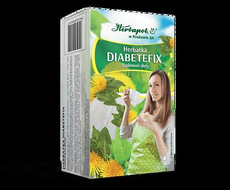 DIABETEX z Morwą Herbata Fix 20x1