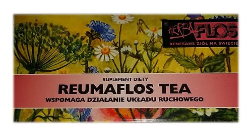REUMAFLOS tea nr 7  HERBAFLOS