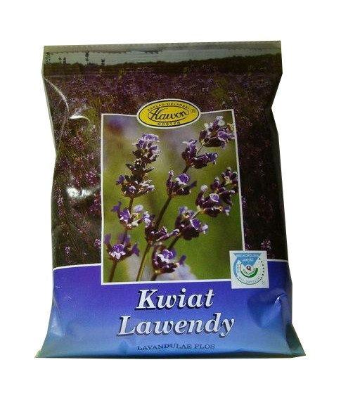 Kwiat LAWENDY 50g KAWON