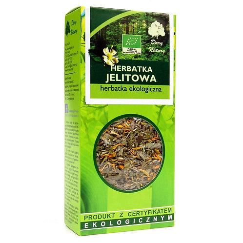 Herbatka JELITOWA eko 50g Dary NATURY