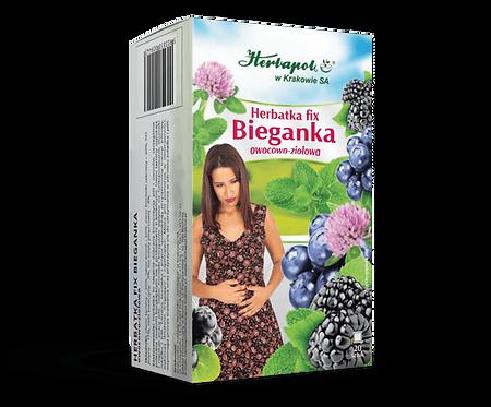 BIEGANKA herbatka Fix 20x2g Herbapol Kraków