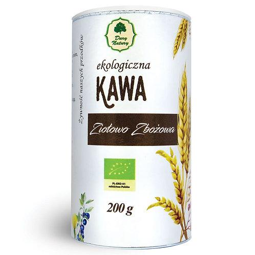 Kawa ziołowo-ZBOŻOWA eko 100g Dary NATURY