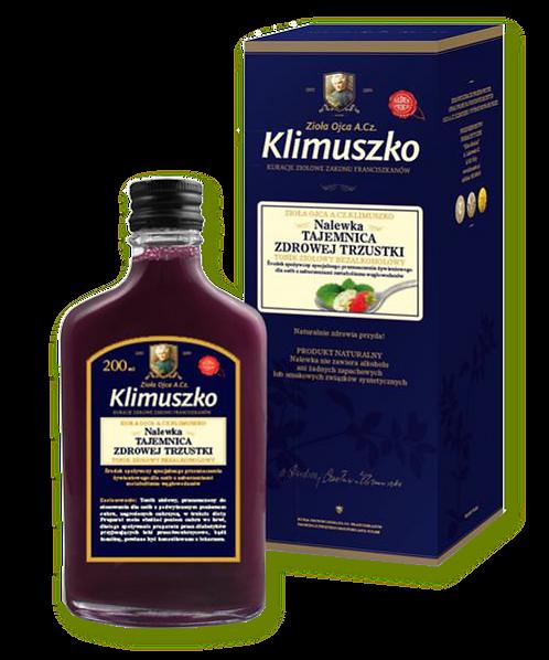 Klimuszko Nalewka wspierająca prawidłową pracę trzustki 200 ml