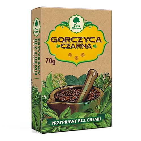 GORCZYCA Czarna 70g DARY NATURY
