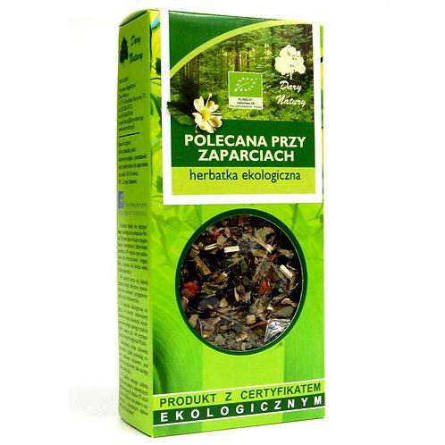 Herbata polecana przy zaparciach eko 50g DARY NATURY