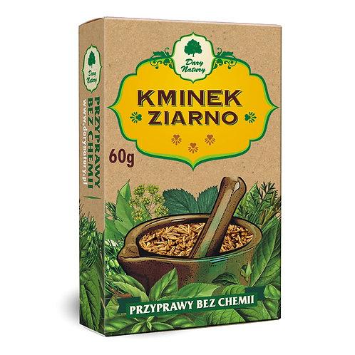 KMINEK Ziarno 60g DARY NATURY