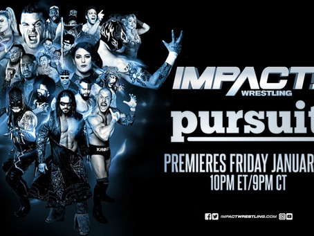 IMPACT Wrestling and Pursuit Channel Announce National U.S. Broadcast Agreement