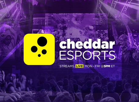 Game+ Launches Cheddar Esports Daily Live Programming