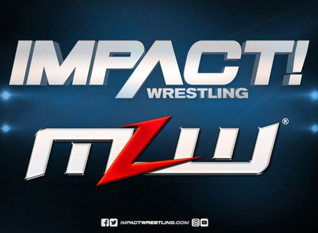 IMPACT Wrestling and Major League Wrestling Announce Collaboration for April 4 Events
