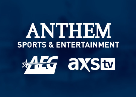 ANTHEM SPORTS & ENTERTAINMENT TO PARTNER WITH AXS TV FOUNDER MARK CUBAN;