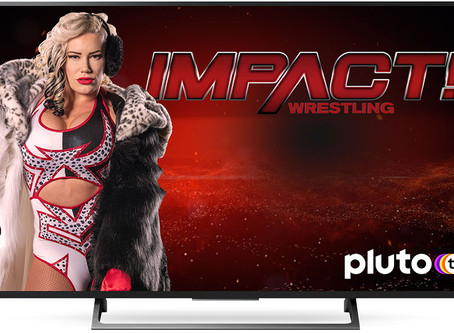 IMPACT Wrestling Expands Into 17 Latin American Countries on Pluto TV LATAM Platform