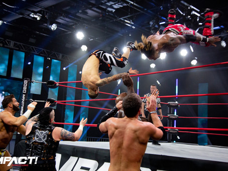 IMPACT Wrestling Partners with UTV in Iraq, Bringing the Flagship IMPACT! Series and IN 60 to MENA